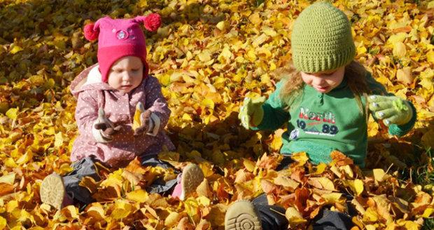 Slunečný a teplý podzim bez deště podle meteorologů vydrží minimálně do konce listopadu.