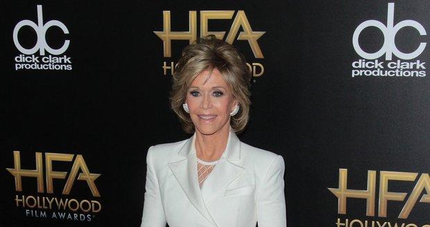 Jane Fonda byla prý znásilněna.