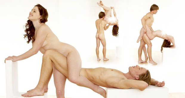 Sexuální pozice na každý den