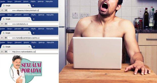 Sexuální poradna: Jsem závislý na internetovém pornu, říkají mi oknový démon