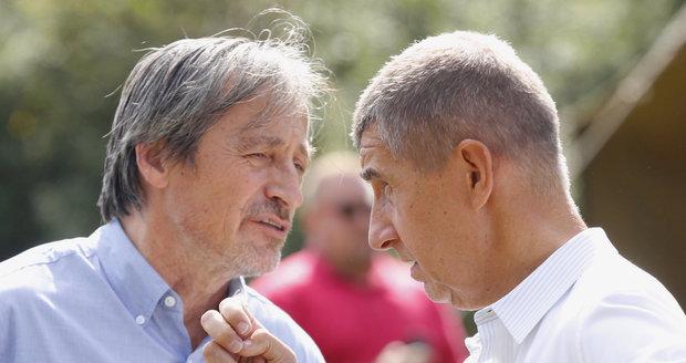 Babiš si ohlídá jednání pražského ANO, chce prosadit Stropnického