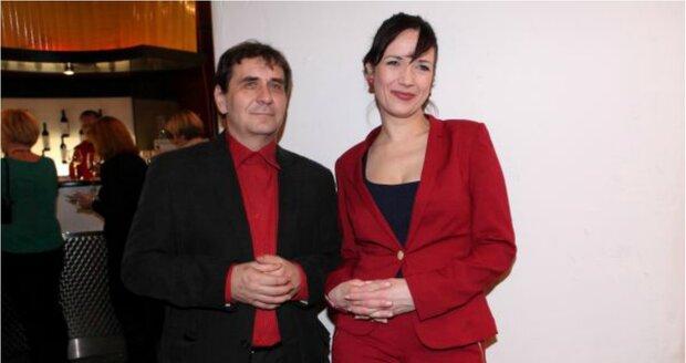 Kracik se do Kostkové poprvé zamiloval, už když jí bylo 18 let.