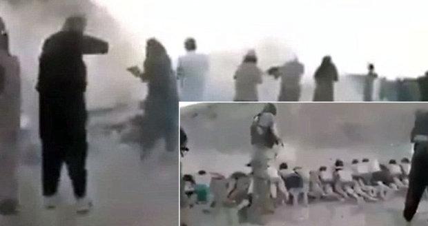 Popravili 200 nevinných dětí! Z nejděsivějšího masakru ISIS běhá mráz po zádech