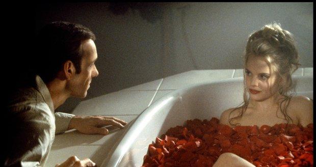 Kevin Spacey ve filmu Americká krása
