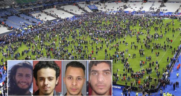Další terorista mezi uprchlíky. Druhý atentátník z Paříže přišel přes Řecko