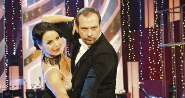 Marek Taclík a Martina Marková ve StarDance