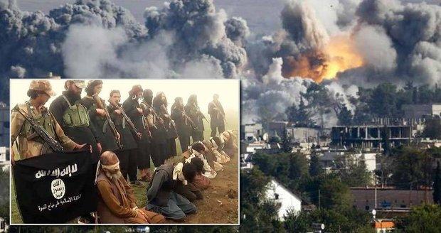 Spojenci zabili v Sýrii nálety na islamisty přes tři tisíce civilistů. USA ví o třetině