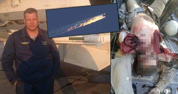 Pilot ze sestřelené stíhačky je živý na ruské základně. Druhý bude hrdinou Ruska
