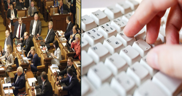 Smlouvy povinně na internetu, jinak neplatí. Poslanci přehlasovali Senát