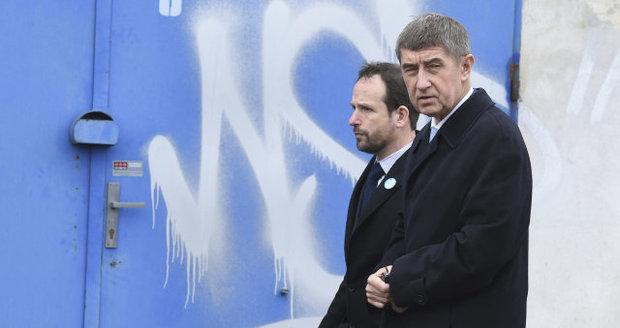 V Ostravě záplatují koalici, primátor za ANO odvolal vedení města
