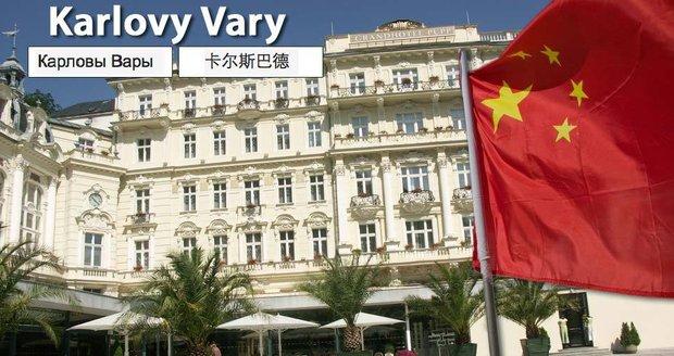 Budou Karlovy Vary rusko-čínské? Číňané chtějí koupit Grandhotel Pupp