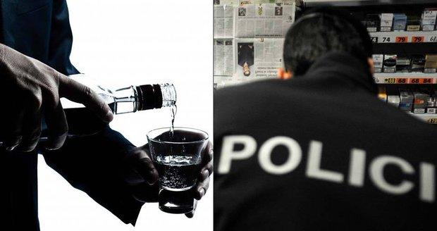 Vražedný methanol je zpět? Pančovaný alkohol zřejmě zabil muže na jihu Moravy