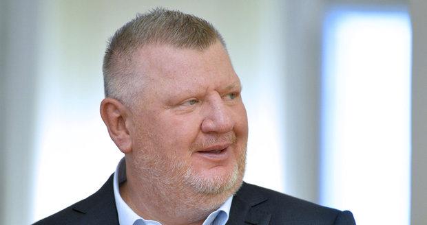 Soud zprostil lobbistu Rittiga obžaloby z praní špinavých peněz. Žalobce mu chtěl dát 5 let