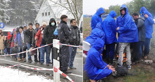 Uprchlíky zastavila zima. Balkánská trasa se vylidňuje, na jaře přijde 2. kolo