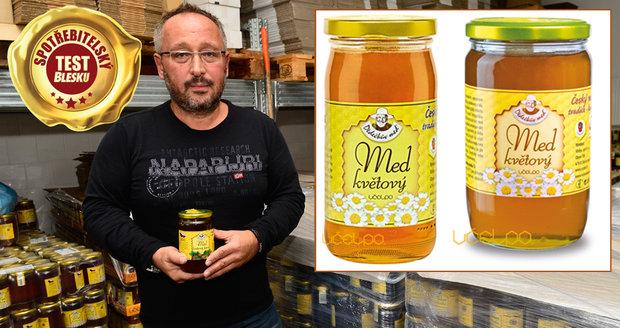 Blesk odhalil obrovský medový podvod! 21 antibiotických medů!