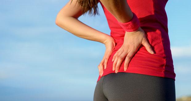 Bolest zad je pouze jedním z příznaků nemoci ledvin, a rozhodně ne tím nejčastějším.