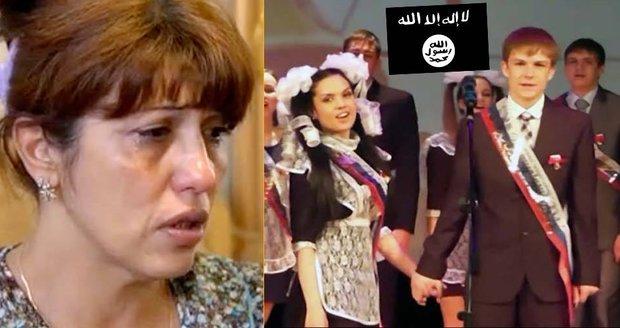 """""""Dala jsem život stvůře!"""" Zdrcená matka dívky, která utekla k ISIS, promluvila"""