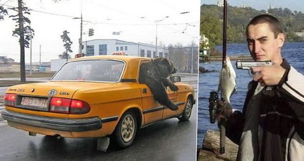 V Rusku řeší spoustu věcí jinak než všude jinde po světě.