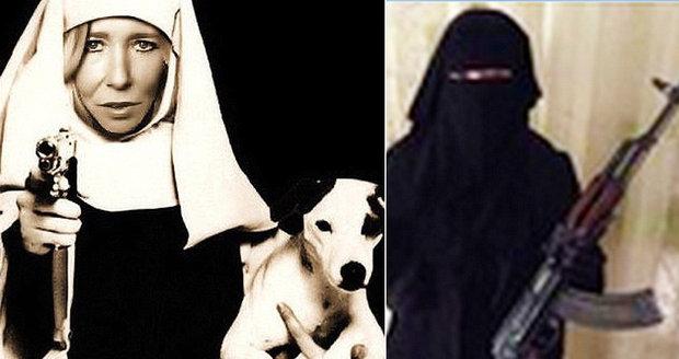 V létě bych do Londýna nejezdila: Džihádská nevěsta pohrozila útoky v Británii