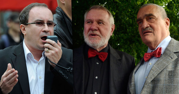 "Radikál Vandas pronikl do europarlamentu. ""Kolaborante,"" řval prý na Štětinu"