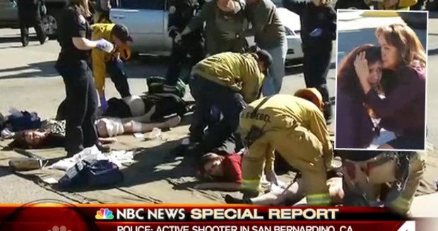Masakr v USA: 14 mrtvých v centru pro postižené, střelec byl tamní zdravotník