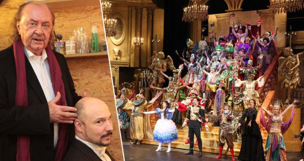 Kvůli neustupující nemoci se boss českého showbyznysu a producent veleúspěšného muzikálu Fantom Opery František Janeček obrátil na čínského léčitele!