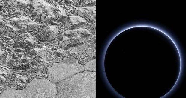 Co skrývá nejmenší planeta Pluto? NASA odhalila dosud nejostřejší fotografie povrchu