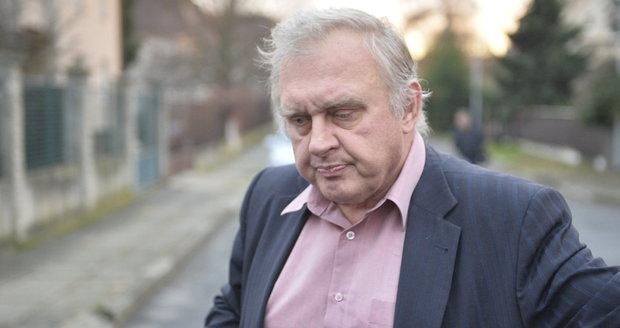 Ransdorfa před rokem zadrželi Švýcaři. Jeho smrt policie stále neobjasnila
