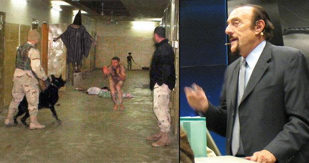 Nucení k masturbaci a napodobování felace: Psycholog popsal nezveřejněné fotky mučení vězňů Američany v Iráku