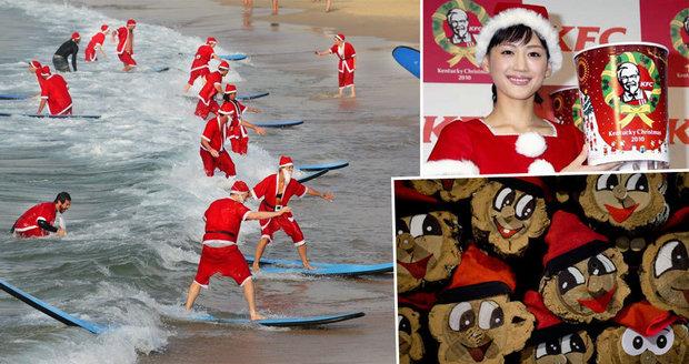 Jaké jsou nejdivnější vánoční zvyky z celého světa?
