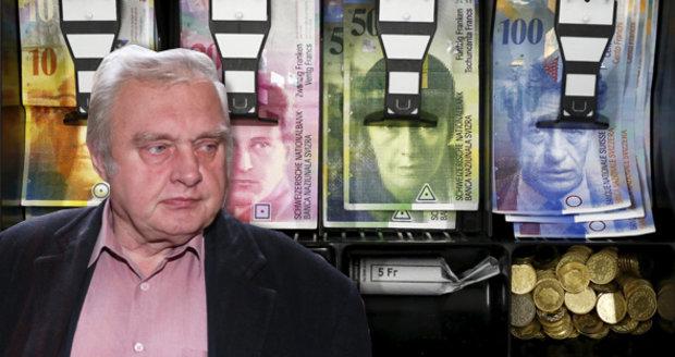 """Švýcarsko posmrtně očistilo Ransdorfa. Bankovní podvod mu """"přišít"""" nedokázalo"""