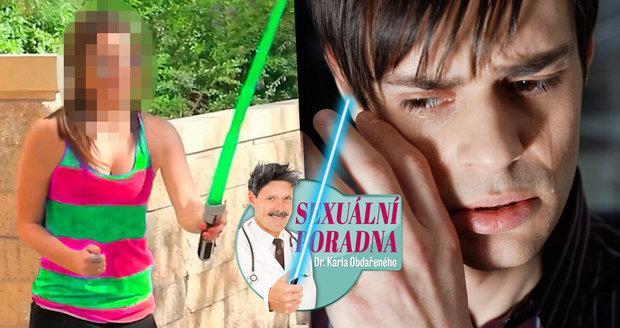 Dr. Karel Obdařený řeší Star Wars problém, který ničí sexuální život.