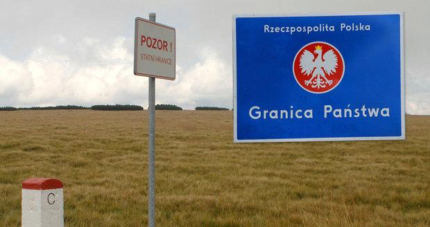 Polsko i Rakousko zpřísňují kontroly na hranicích. Opatření se dotkne i Čechů