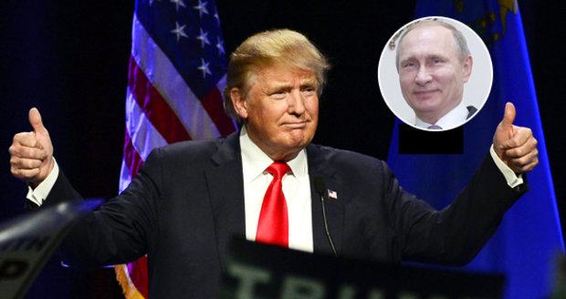 Trump: Putina respektuji, zabijáky máme i v USA. Zda s ním budu vycházet, nevím