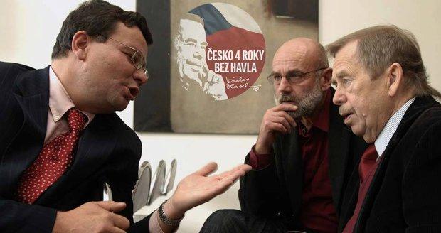 Vondra: Havel by na Hradě nedělal ostudu a byla by s ním nadále sranda