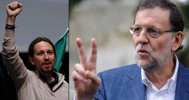 Vzbouří se Španělé proti utahování opasků? Ve volbách řeší i uprchlíky