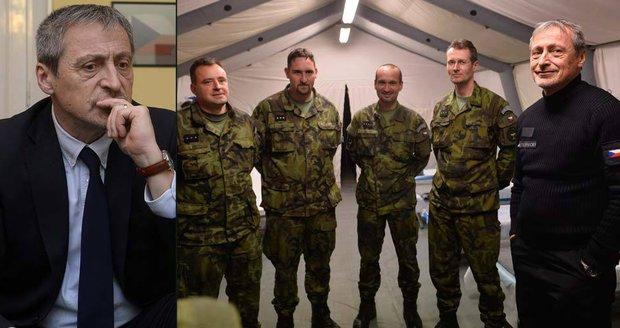 Otevřený rozhovor s ministrem Stropnickým: O útoku zápalnými lahvemi, drsných výhružkách a také nadcházejících Vánocích