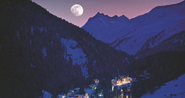 Rakouské Alpy vás rozhodně nezklamou.