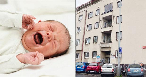 Policie vyšetřuje smrt sedmiměsíčního Františka v Praze: Utýrali ho rodiče?