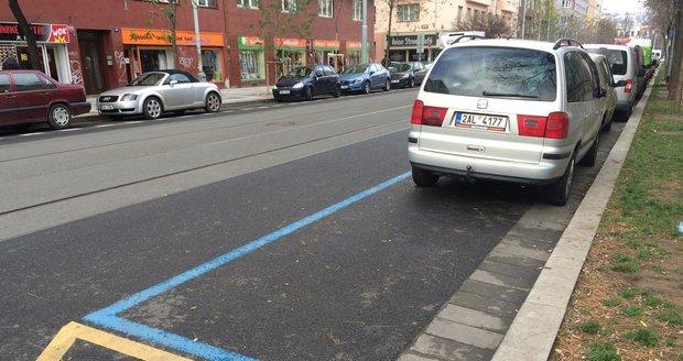Praha 5 zavede letos modré zóny, nicméně kvůli Magistrátu hlavního města Prahy se stále neví, kdy přesně to bude.
