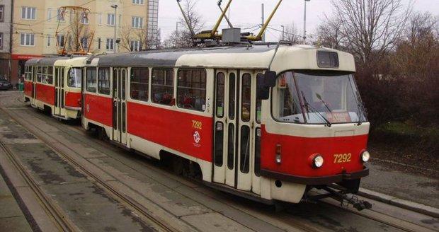 Tramvaje z Modřan do Libuše dostaly od ekologů zelenou (ilustrační foto).