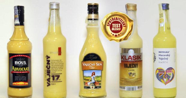 Etikety pod lupou: Výrobci vaječných likérů »tají« obsah vajec!