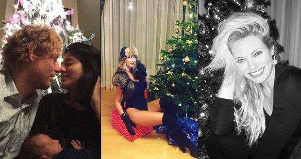 Jaký byl Štědrý den slavných?
