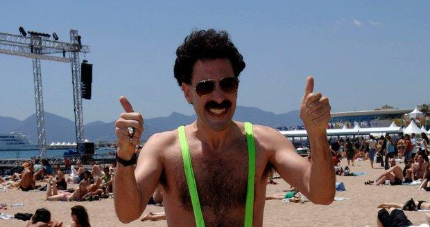 Boratovy nechvalně proslulé plavky