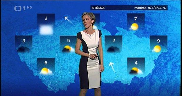 Alena Zárybnická je jednou ze stálic České televize, působí v ní už 19 let.