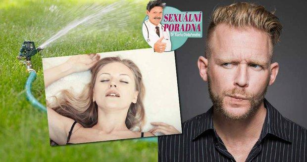 ženská ejakulace sex cz