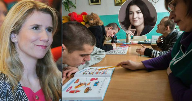 Valachová: Inkluze postižených dětí pomůže Česku v roce 2090. Experti: Blbost