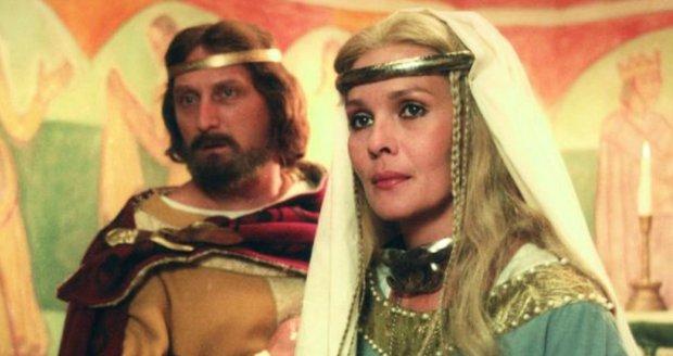 Film Oldřich a Božena (1984)spojil Ladislava Freje a Janu Šulcovou.