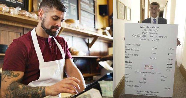 První rok přežije jen 10 % podnikatelů. Jak jim situaci ztíží zavedení EET?
