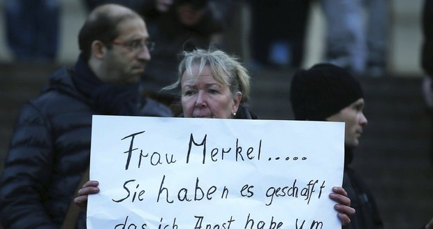 Německý Silvestr? Sexuchtiví útočníci obtěžovali ženy ve 12 spolkových zemích
